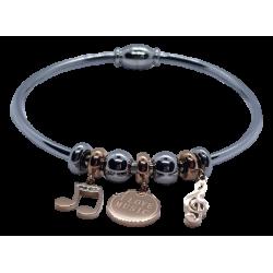 Bracelet amatrice de musique