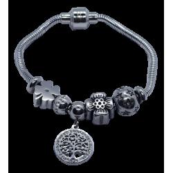 Bracelet arbre de vie chic