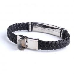 Bracelet homme à graver